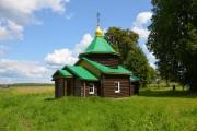 Неизвестная церковь - Воткино - Хвастовичский район - Калужская область