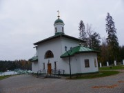 Церковь Сергия Радонежского - Елизарово - Псковский район - Псковская область