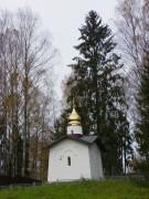 Часовня Евфросина Псковского - Елизарово - Псковский район - Псковская область
