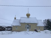Церковь Богоявления Господня (новая) - Антоновка - Камско-Устьинский район - Республика Татарстан