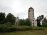 Петропавловское (Петропавловский погост). Петра и Павла, церковь