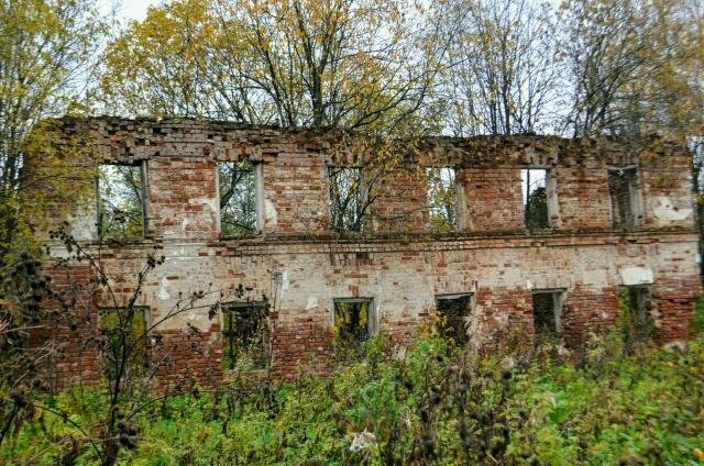 Лопотов-Богородский Григориево-Пельшемский монастырь, Лопотово, урочище