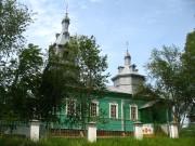 Церковь Александра Невского - Русский Пычас - Можгинский район и г. Можга - Республика Удмуртия
