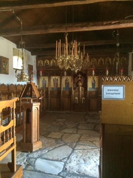 Монастырь Михаила Архангела, Тасос, остров
