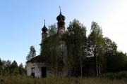 Церковь Успения Пресвятой Богородицы - Арсеньева Слобода, урочище - Антроповский район - Костромская область