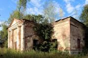 Церковь Успения Пресвятой Богородицы - Успенье - Парфеньевский район - Костромская область