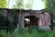 Церковь Богоявления Господня - Успенье - Парфеньевский район - Костромская область