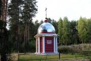 Часовня Георгия Победоносца на новом кладбище - Парфеньево, село - Парфеньевский район - Костромская область