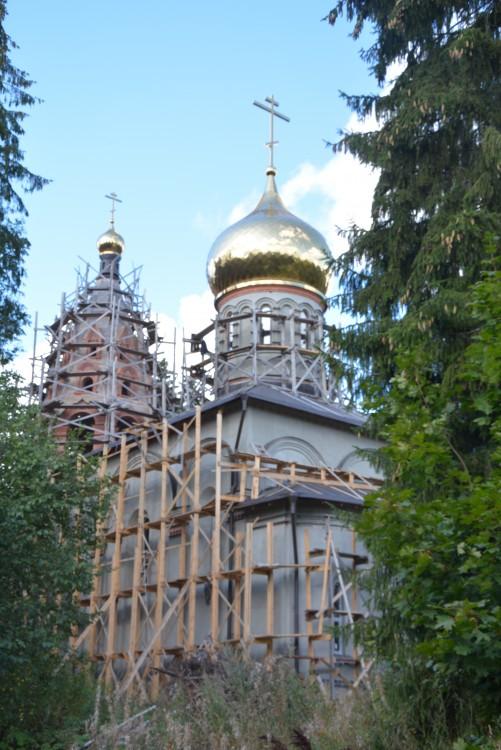 Мариинский Вохоновский женский монастырь, Вохоново