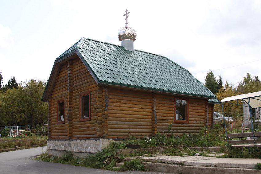 Неизвестная кладбищенская церковь, Златоуст