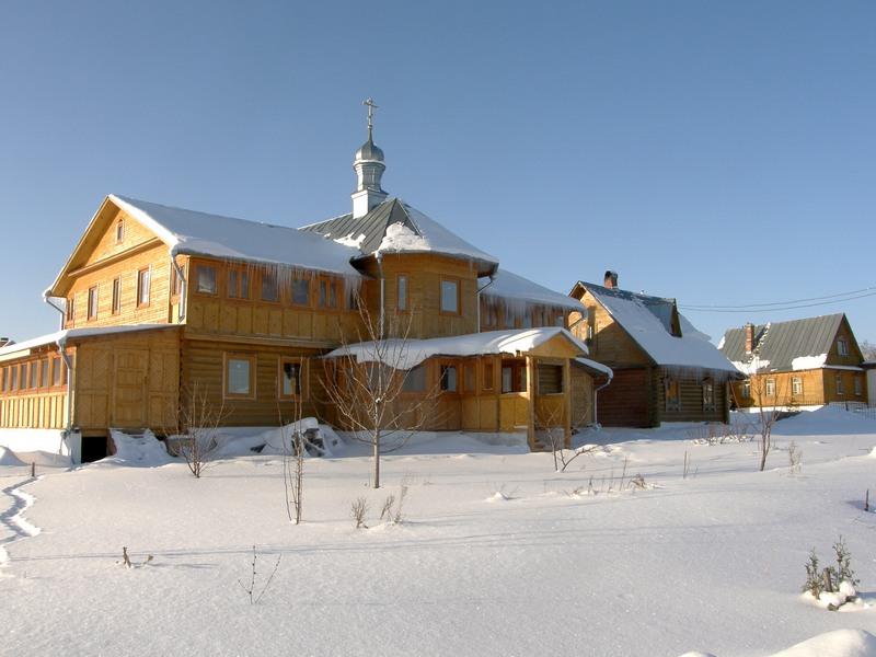 Воскресенский монастырь. Неизвестная домовая церковь, Муром