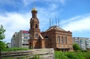 Рубцовск. Всех Святых, церковь