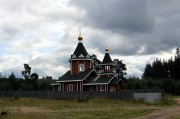 Церковь Сергия Радонежского - Демьяново, посёлок - Подосиновский район - Кировская область