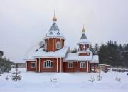 Демьяново, посёлок. Сергия Радонежского, церковь
