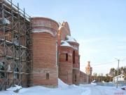 Сольба. Николо-Сольбинский женский монастырь. Церковь Троицы Живоначальной (строящаяся)