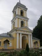 Леохново. Антониево-Леохновский Спасо-Преображенский мужской монастырь. Колокольня