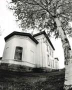 Церковь Спаса Нерукотворного Образа - Шеркалы - Октябрьский район - Ханты-Мансийский автономный округ