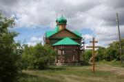 Церковь Пантелеимона Целителя - Кидыш - Уйский район - Челябинская область