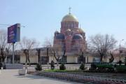 Волгоград. Александра Невского (строящийся), собор