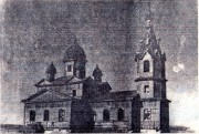 Неизвестная церковь - Ольховый - Кашарский район - Ростовская область
