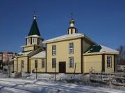 Церковь Ксении Петербургской - Челябинск - Челябинск, город - Челябинская область