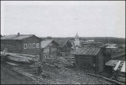 Церковь Воскресения Христова - Вожгора - Лешуконский район - Архангельская область