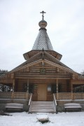 Церковь Пантелеимона Целителя - Тиликтино - Клинский городской округ - Московская область