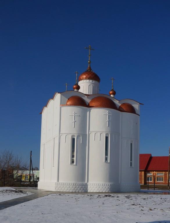 Церковь Георгия Победоносца, Кирза