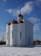 Церковь Георгия Победоносца - Кирза - Ордынский район - Новосибирская область