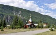 Церковь Евгения - Акташ - Улаганский район - Республика Алтай