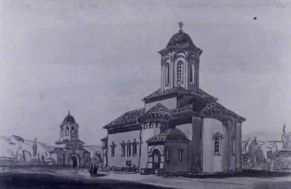Церковь Троицы Живоначальной, Верхние Кугурешты