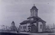 Церковь Троицы Живоначальной - Верхние Кугурешты - Флорештский район - Молдова