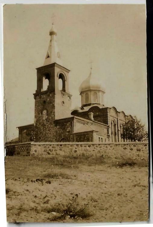 Неизвестная церковь, Зельва