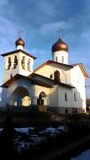 Феофилова Пустынь (Николаево). Успения Пресвятой Богородицы (новая), церковь