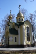 Церковь Троицы Живоначальной (новая) - Дугино - Сычёвский район - Смоленская область