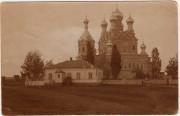 Церковь Успения Пресвятой Богородицы - Борки - Валуйский район - Белгородская область