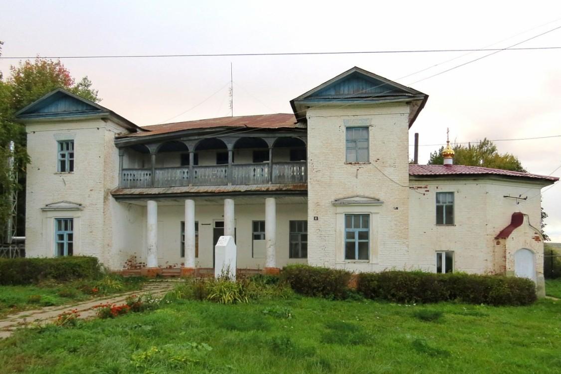 Неизвестная домовая церковь при усадьбе Нейдгартов, Новый Мир