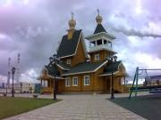 Церковь Варвары великомученицы на территории Фосфорного комплекса - Череповец - Череповец, город - Вологодская область