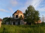 Церковь Богоявления Господня - Поповка - Вашкинский район - Вологодская область