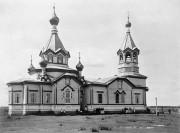 Церковь Троицы Живоначальной - Извал - Шахунья, ГО - Нижегородская область