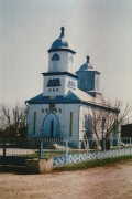 Церковь Параскевы Сербской - Маринешты - Сынжерейский район - Молдова