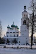 Толга. Введенский Толгский женский монастырь. Колокольня