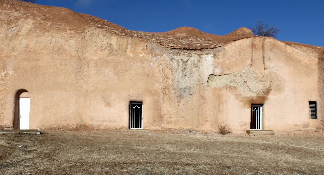 Монастырь Сариджа, Ургюп