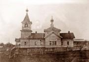 Церковь Михаила Архангела - Тюмени, урочище - Верхошижемский район - Кировская область