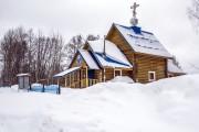 Шалегово. Покрова Пресвятой Богородицы (новая), церковь