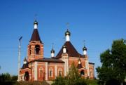 Вольск. Вольский Владимирский монастырь. Собор Владимирской иконы Божией Матери (новый)
