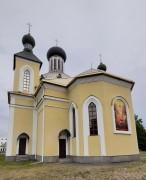 Пинск. Варваринский монастырь. Собор Воскресения Словущего