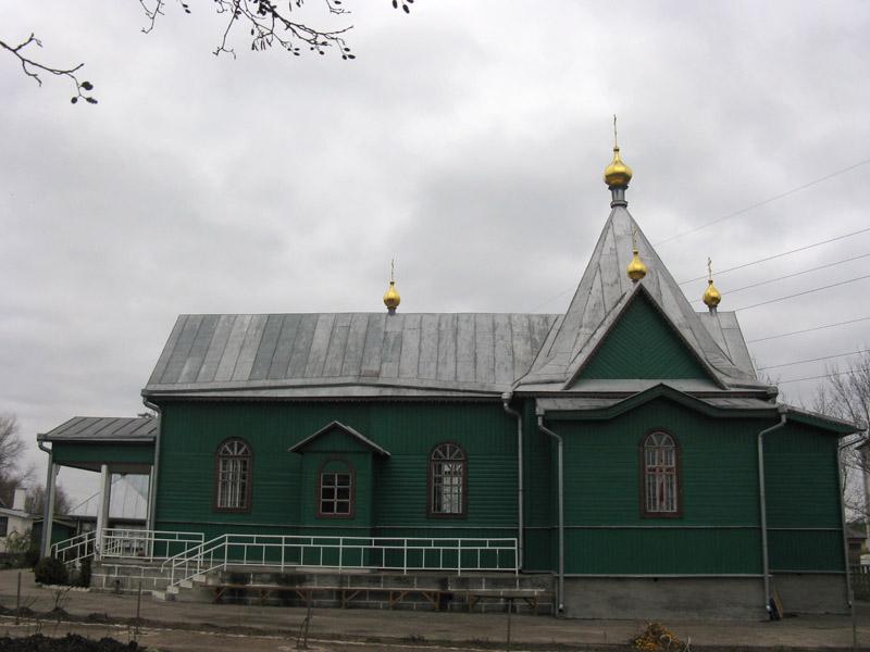 Афанасьевский мужской монастырь. Церковь Афанасия Брестского, Брест