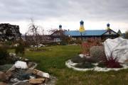 Церковь Спаса Преображения (деревянная) - Чебаркуль - Чебаркульский район и г. Чебаркуль - Челябинская область
