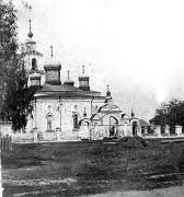 Церковь Спаса Преображения (утраченная) - Запрудня - Талдомский городской округ и г. Дубна - Московская область